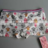 Nice Style Exclusive breathable smart fabric Kids Underwear Child Underwear
