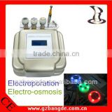 Meso Electroporation Needle free mesotherapy product for anti-wrinkle beauty machine BD-W009