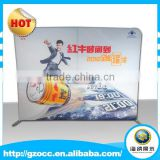 manufacture straight tension fabric backdrop display