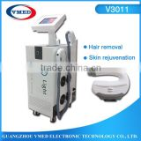 560nm Salon Beauty Equipment ! Rf Lips Hair Removal Elight Acne Therapy Ipl Hair Removal 590nm
