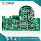 Rigid Electronic PCB Bare Polyimide Printed Circuit Board