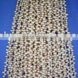 Baroque freshwater pearl strands