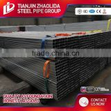 1 / 2 inch - 4 inch dia cold rolled steel square tube / pre galvanized square tube with factory price