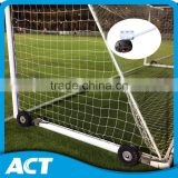 Portable soccer, handball goal post 8'x24'