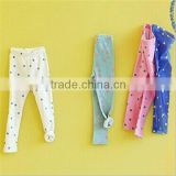 2015 Fahion Girls Printed Tight Spotted Leggings For Kids,Dotted Leggings Wholesalers In China