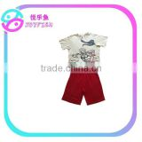 Cotton boy's pyjama set