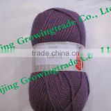 153m/125g 40% Wool, 60% Polyester Blended Knitting Yarn NO. 245