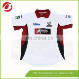 2015 100% top polyester High Quality New Best Cricket Jersey Designs