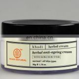 Khadi Natural Herbal Anti Ageing cream
