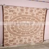 Rajasthani Royal Color Handmade Luxury Printed Wall Decor Jaipuri Tapestry