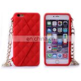 High Quality Portable Fashionable Silicone Phone Case