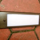 Outdoor Step Wall Lights
