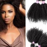 Beauty And Personal Care 14 Inch Front Lace Afro Curl Human Hair Wigs For Black Women Natural Real