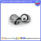 OEM High Quality IATF16949 Galvanized Metal Bonded 60 Shore A EPDM Rubber Bushing