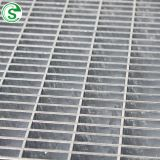 Factory price welded plain bar steel grating panel