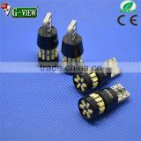 New generation auto car led head bulbs 3014 18smd CANBUS led auto light for all cars high power tail light