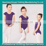 Custom Cotton Lycra Leotard/Pro-dry Gymnastics Leotards/Artistic Gymnastic Leotar