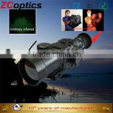rangefinder monocular infrared night vision scope zk1-50-6-m distance measuring army military binoculars