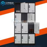 Classroom Gate-front Furniture Metal wardrobe Children School Bag Wardrobe Closet Students Clothes Closet Organizer