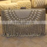 new crystal evening party purse jeweled clutch