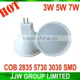 Brand new 7w led spotlight mr11 COB chip 4000k 4500k nature white 3W 6w cob led spotlight for home lighting