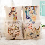 Wholesale (#CC006) Fashion Linen Cotton Bed Sofa Throw Pillow Case Cushion Cover