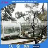 cheap air sealed inflatable lawn tent/ inflatable transparent tent/ inflatable globe tent