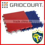 Gridcourt badminton surface flooring