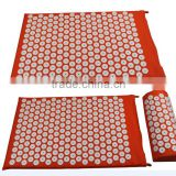 Yoga Pain Relief Massage Acupressure Nail Mat And Pillow Set