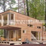 luxury container home wooden houses