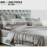 Wholesale hotel luxury 100% silk Queen size bed linens                                                                         Quality Choice