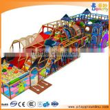 League of Legends theme indoor soft play area space theme commercial children indoor playground naughty fort