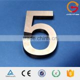 Factory direct supply backlit stainless steel letter sign stainless steel signage stainless steel letters