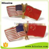 Promotional Gift Wholesale Cheap National Country Flag Lapel Pin