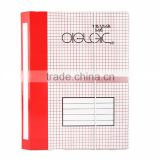 2016 top selling handmade paper portfolio definition executive file and folder with elastic bands