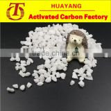 White corundum/fused alumina for beautification process such as gold fashions and precious stone