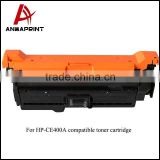 Alibaba Manufacturer CE400A Compatible Laser Printer Cartridge for HP Printers bulk buy from china
