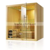 2 person dry sauna room family use mini sauna room                                                                         Quality Choice