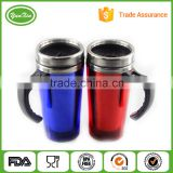 YongKang Stainless steel thermos mug with handle with non-spill lid                                                                         Quality Choice