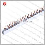 Earth electric copper Bus bar/busbar Pin Type Busbar
