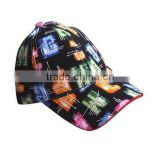 Wholesale Kids Children Baby Boys Girls Character Baseball Cap Hat custom baseball cap