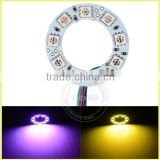 50000 hours lifespan White PCB 5050 smd 40mm full circle led angel eyes auto parts toyota hilux