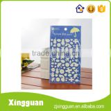 promotional home decoration 3d cartoon design soft puffy pvc foam puffy stickers wholesale