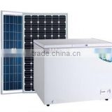 190L solar hot selling refrigerator freezer/easy use chest very clean home appliances freezer