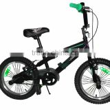 cheap child BMX kids bicycle with handlebar end kids bike