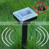 Quality Portable Garden Solar Powered Ultrasonic Pest Repeller, Rat Mice Rodent Mole Pest Repellent Sonic Wave Repeller