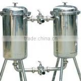 Diatomite beer filter equipment /beer clear filter