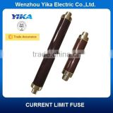 Wenzhou Yika DIN High Voltage Fuses 24KV For Transformer Protection Current Limit Fuse 24KV
