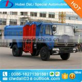 12ton Bin Lifter Garbage Truck, Side Load Garbage Truck,Waste Truck Container Garbage Truck