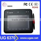 Ugee U6370 Interactive Graphic Tablet for Wed Designer 6*4 Inch 1024 Level Pen Pressure Sensitive